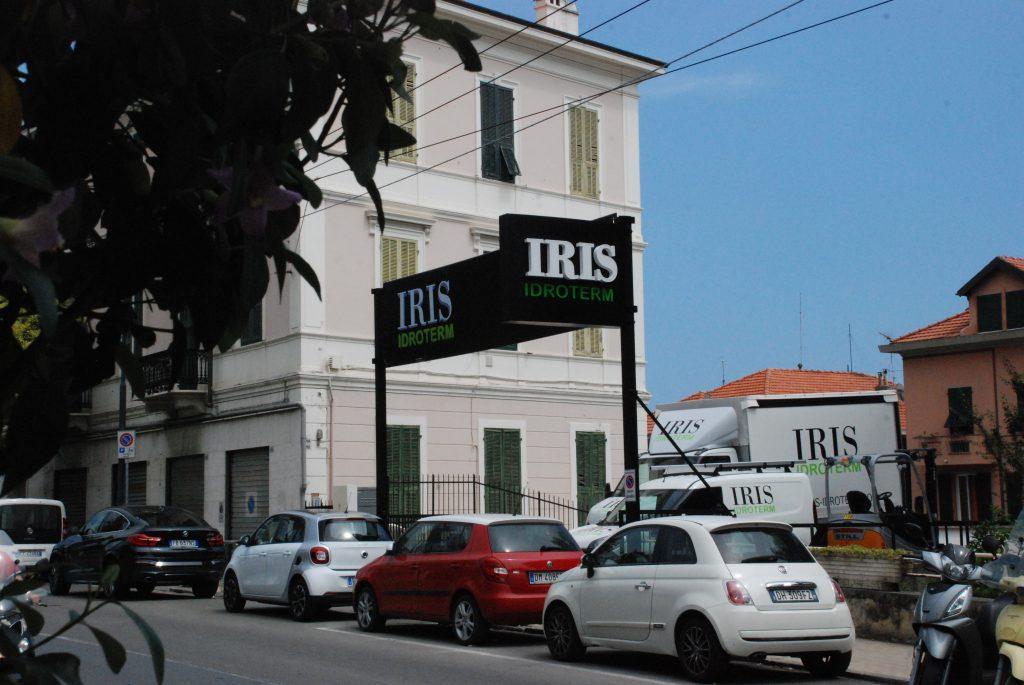 Iris Idroterm nuova apertura a Sanremo!