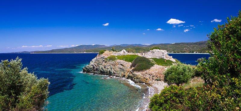 Convention Estiva Iris-Idroterm 2017:  Grecia, Penisola Calcidica